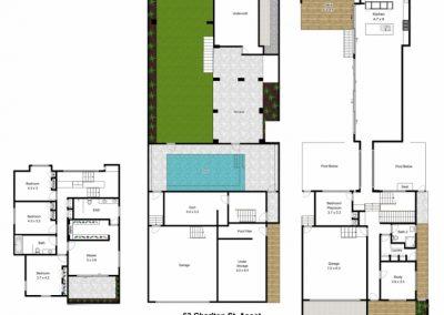 63 charlton st, ascot floor plan